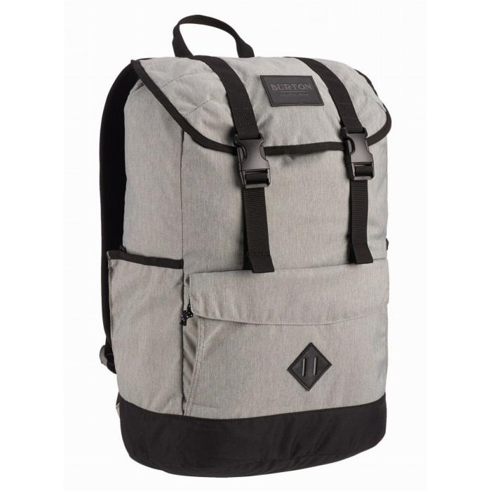 Batoh Burton OUTING PACK GRAY HEATHER