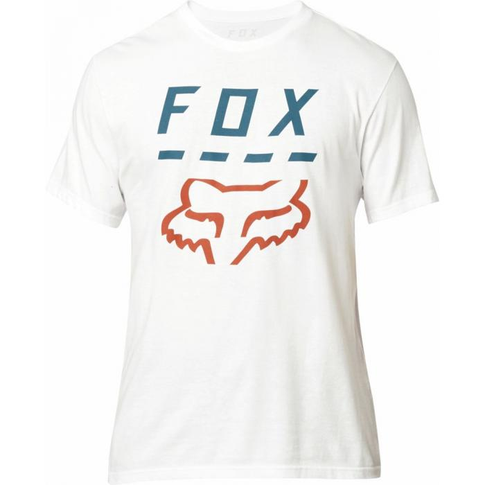 Tričko Fox Highway Ss Tee Optic White