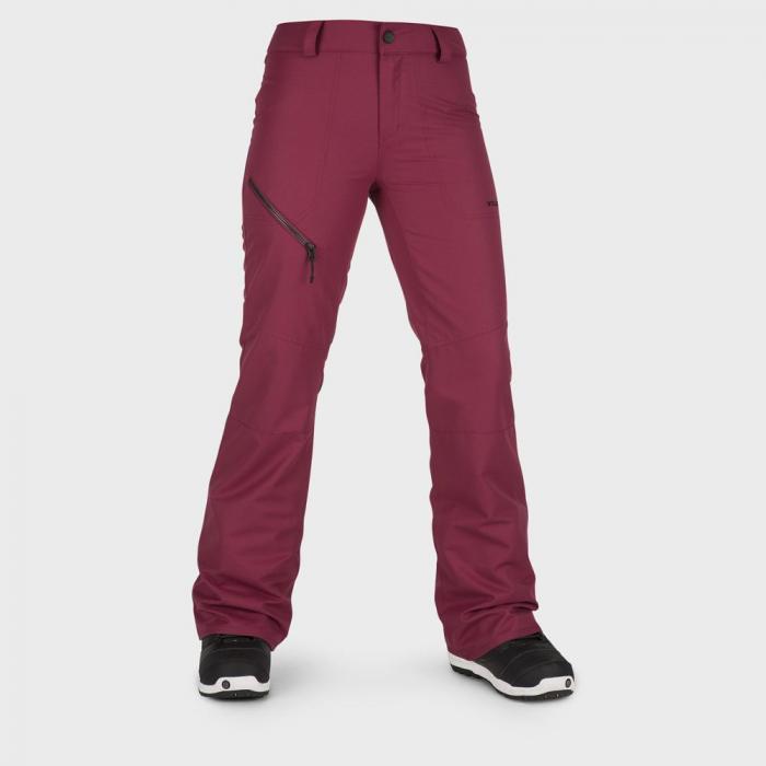 Snowboardové kalhoty Volcom Hallen Pant Magenta