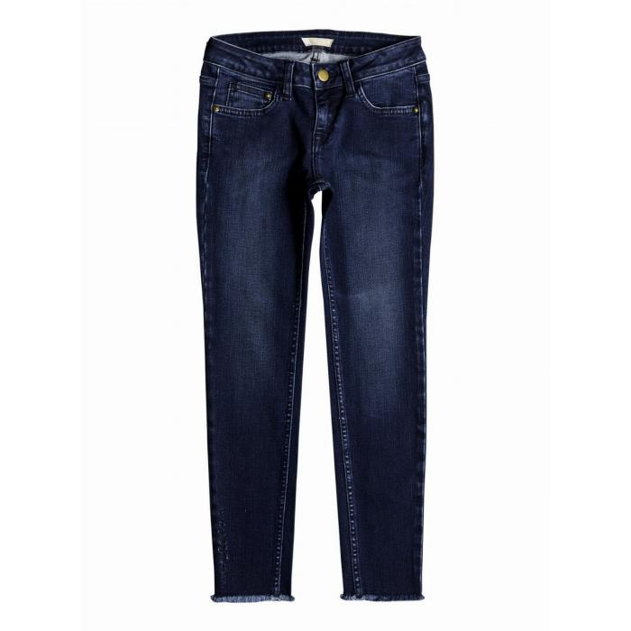 Kalhoty Roxy SING TO YOU GIRL PANT DARK BLUE
