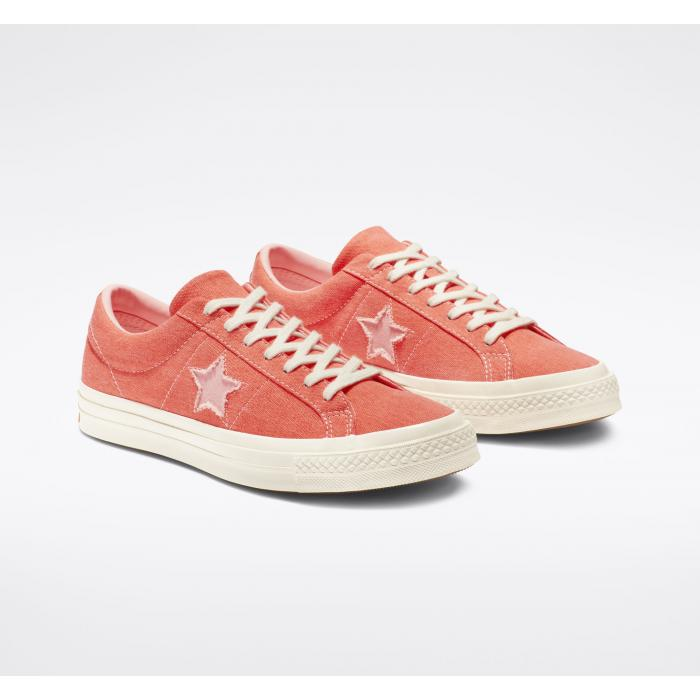 Boty Converse One Star TURF ORANGE/BLEACHED CORAL