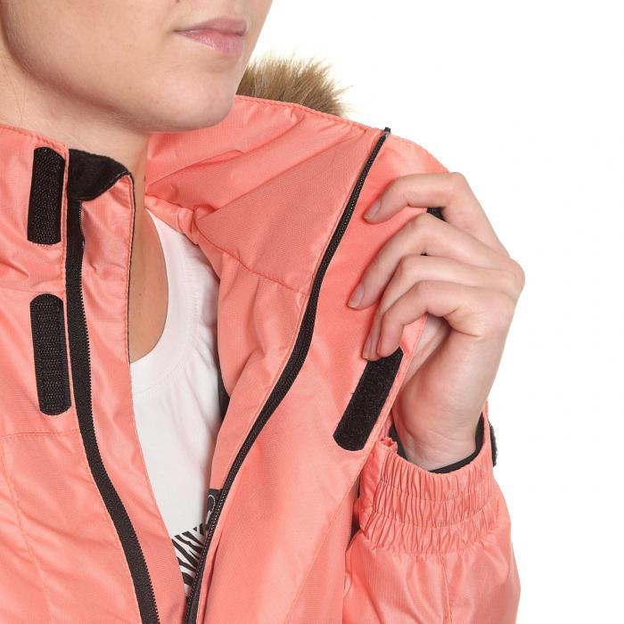 Zimní bunda Funstorm Encoli peach