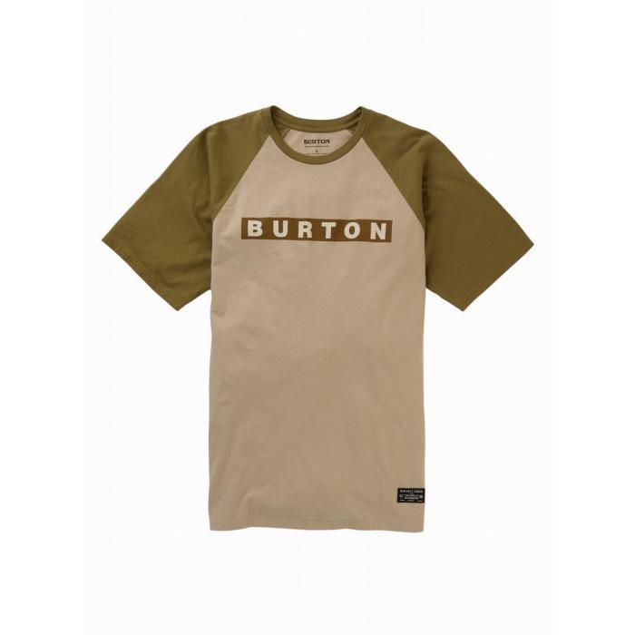 Tričko Burton M VAULT SS PLAZA TAUPE