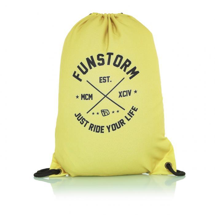 Sportovní vak Funstorm Ladston beige