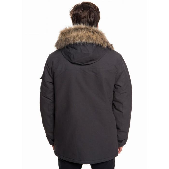 Zimní bunda Quiksilver STORM DROP 5K TARMAC