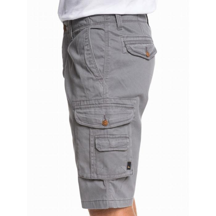 Kraťasy Quiksilver Crucial Battle Cargo Shorts QUIET SHADE