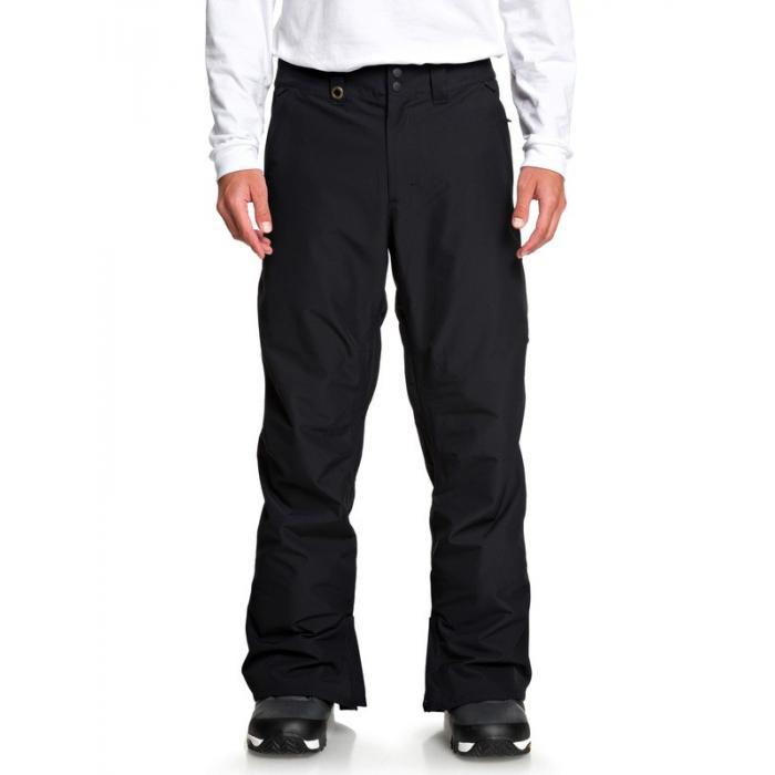 Snowboardové kalhoty Quiksilver ESTATE PT BLACK