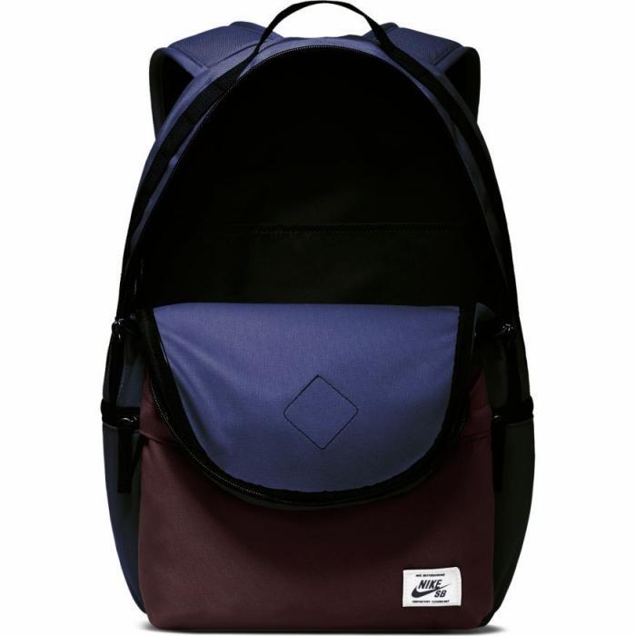 Batoh Nike SB ICON BKPK obsidian/mahogany/white
