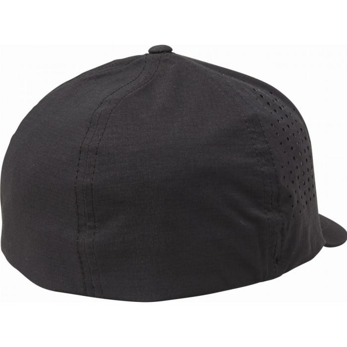 Kšiltovka Fox Midway Flexfit Hat Black