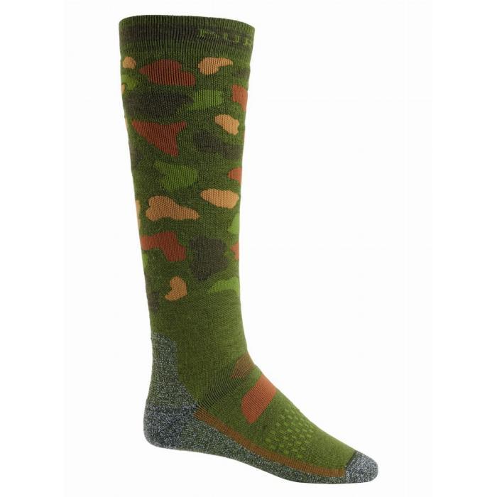 Ponožky Burton M PRFRMNC MW SK FOREST DUCK