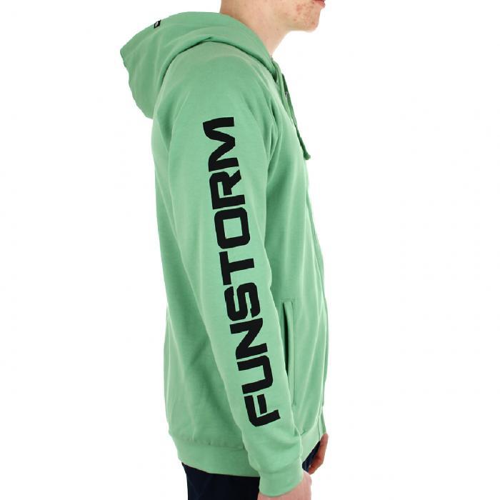 Mikina Funstorm Rader green