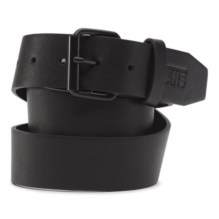 Pásek Vans Hunter II PU belt black