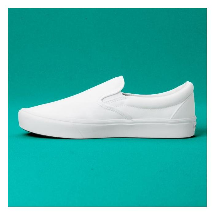 Boty Vans ComfyCush Slip-On CLASSIC TRUE WHITE/TRUE