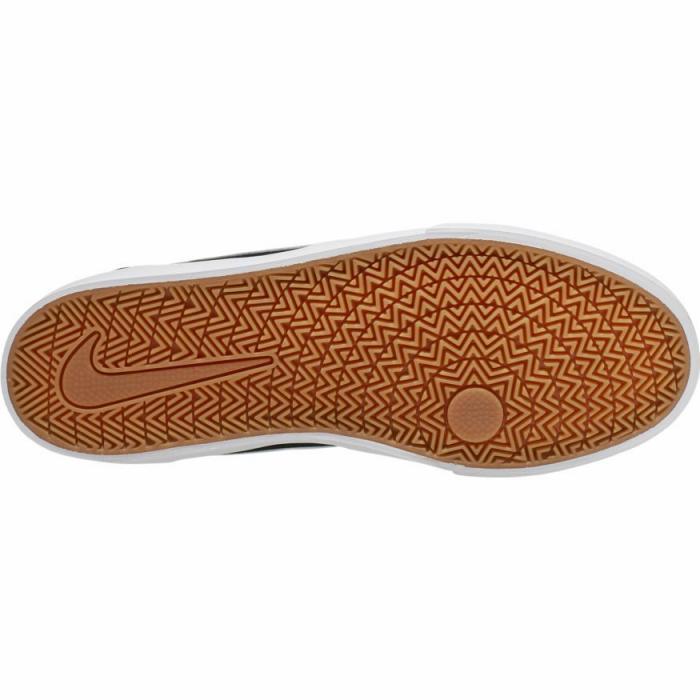 Boty Nike SB CHARGE CNVS black/white-black-gum light brown