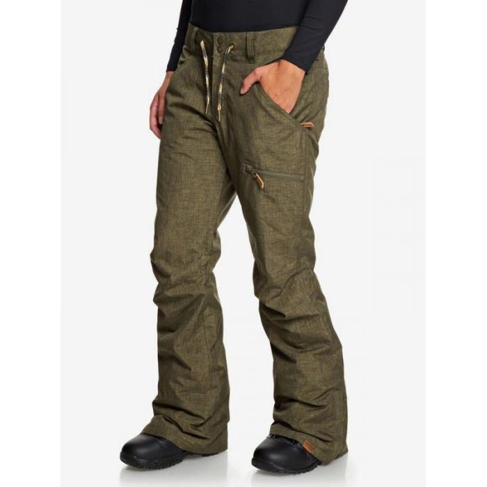Snowboardové kalhoty Roxy NADIA PT IVY GREEN