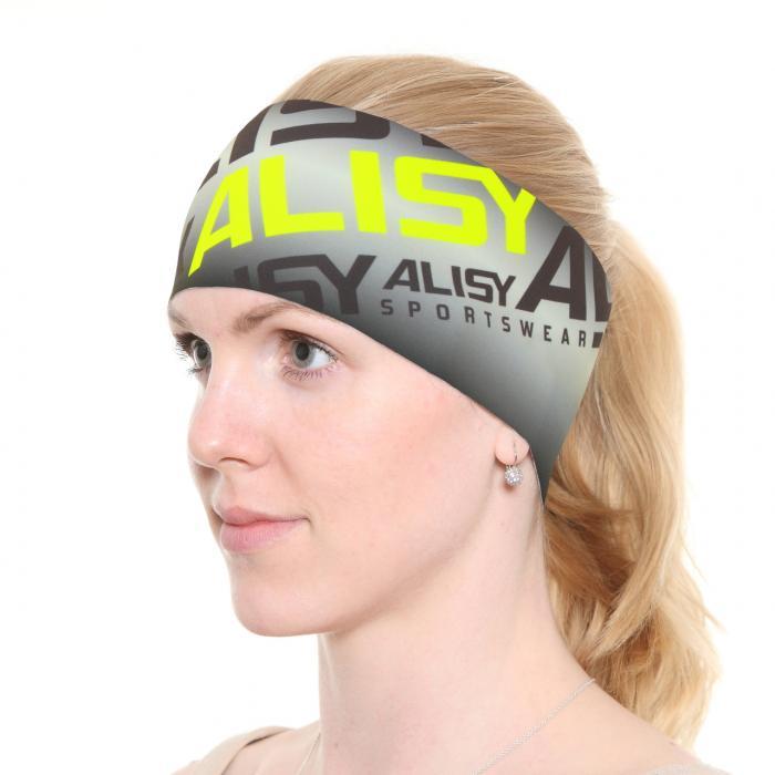 Čelenka Alisy Alleasy dark grey