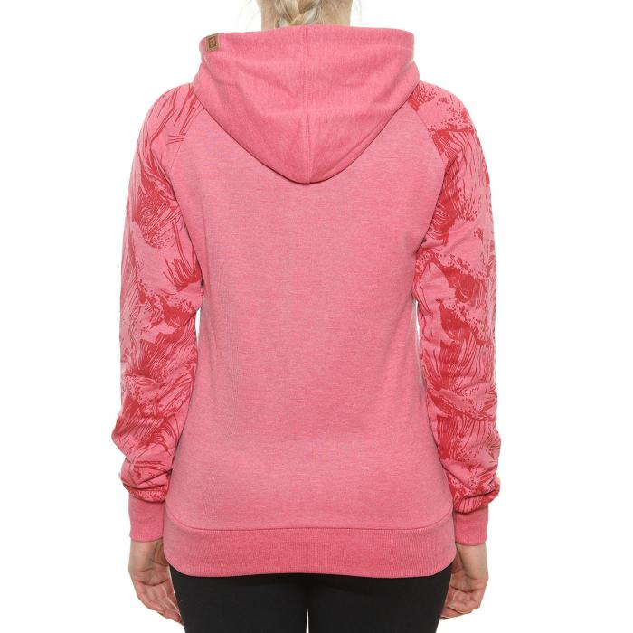 Mikina Funstorm Laluz pink