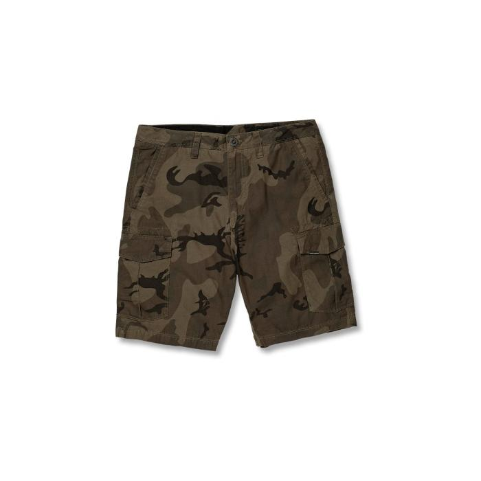Kraťasy Volcom Miter Ii Cargo Short Camouflage