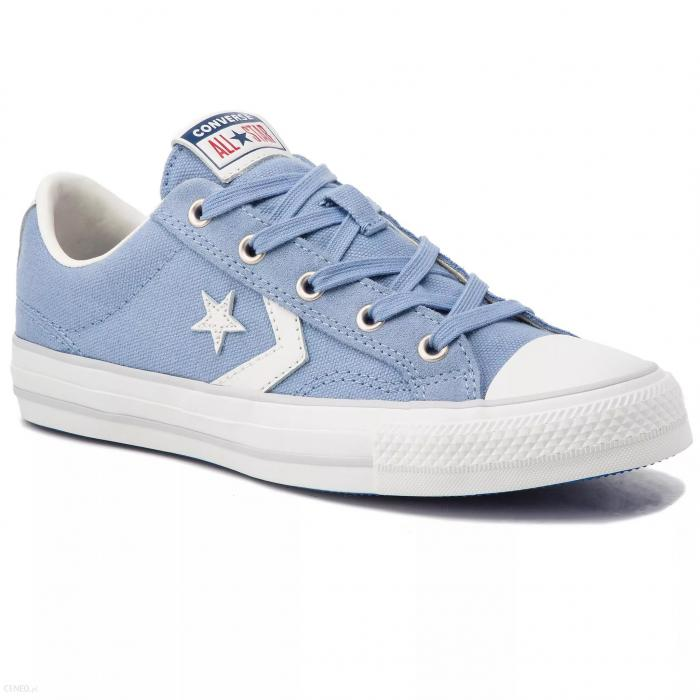 Boty Converse Star Player EGGSHELL BLUE
