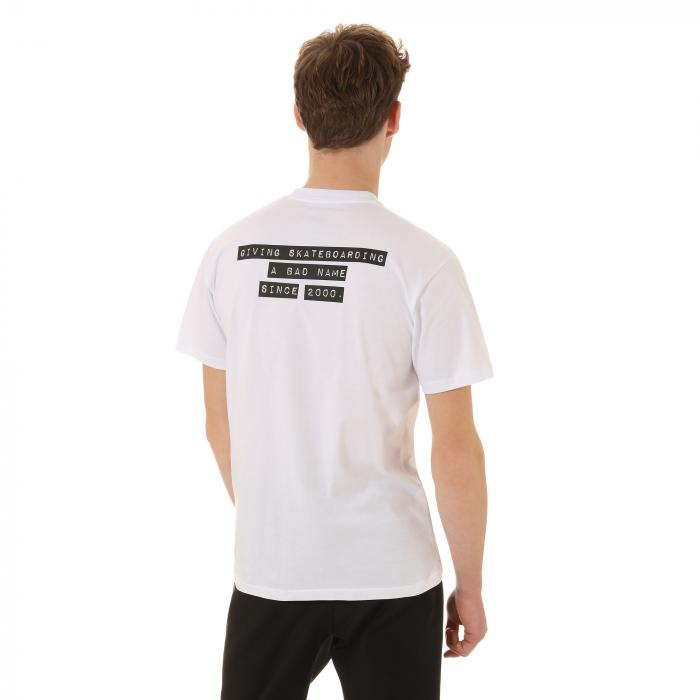 Tričko Vans X BAKER SS White