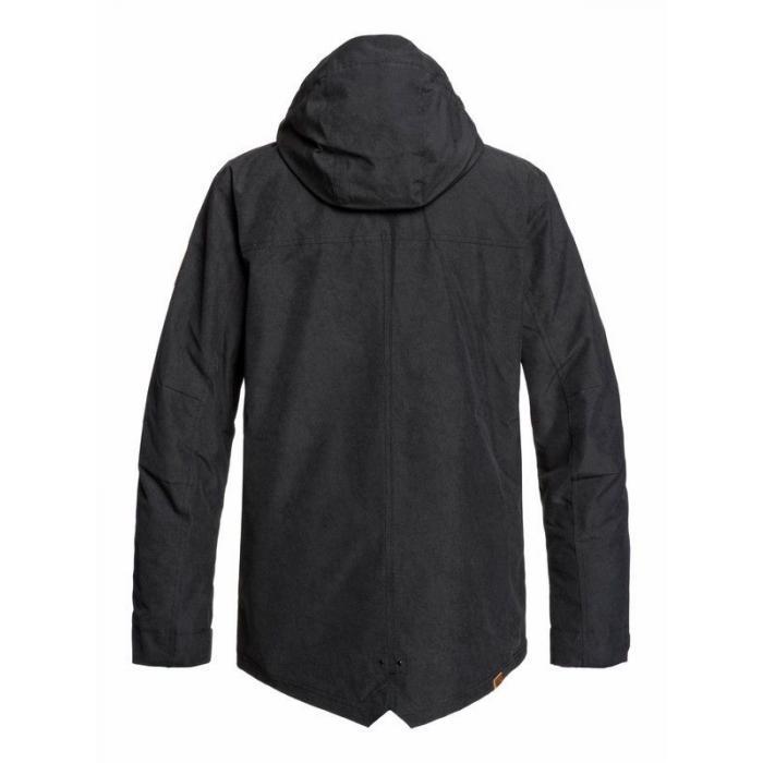 Zimní bunda Quiksilver DRIFT JK BLACK