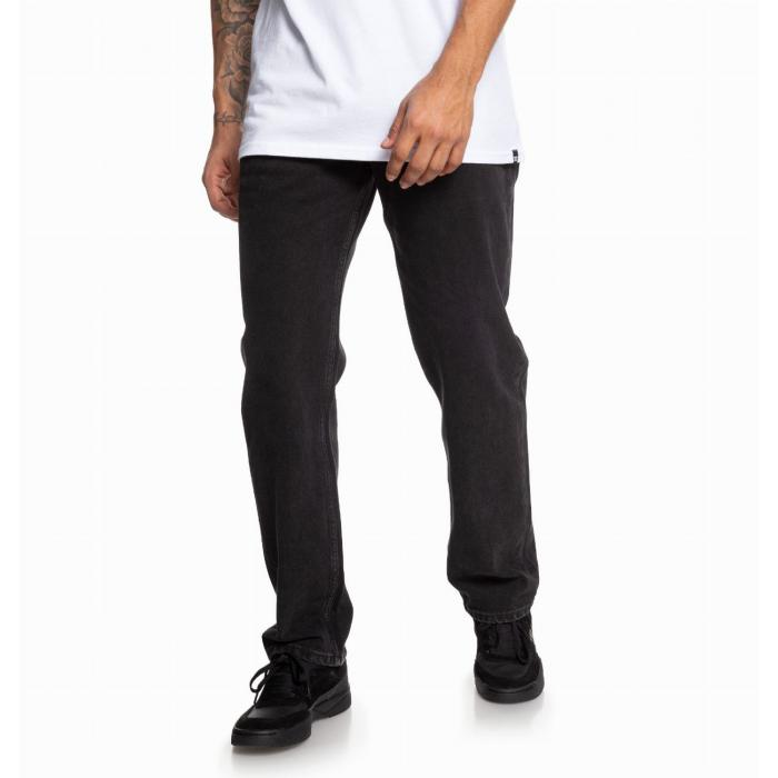 Rifle DC WORKER RELAXED VINTAGE BLACK