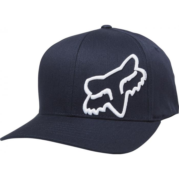 Kšiltovka Fox Flex 45 Flexfit Hat Navy
