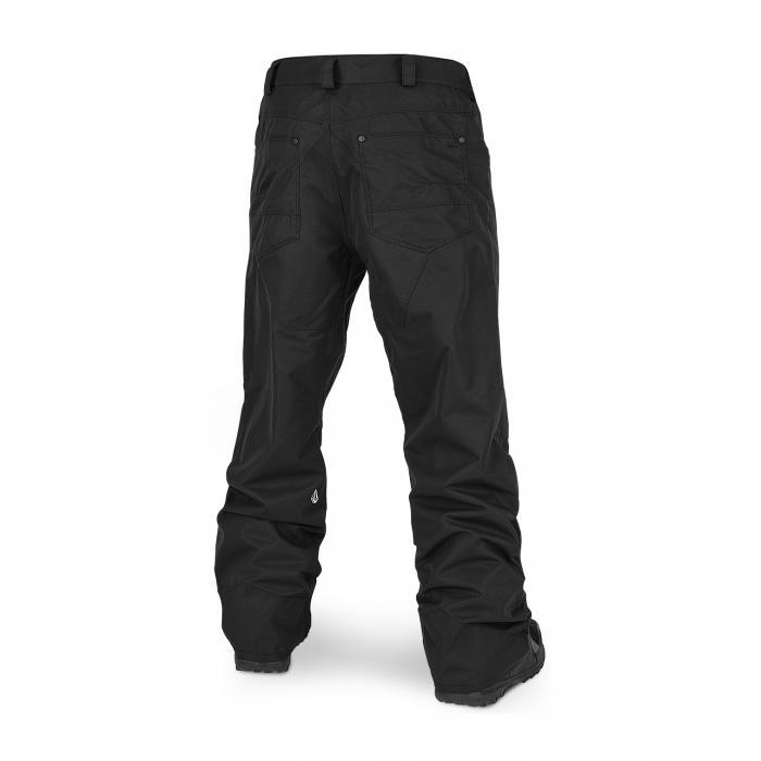 Snowboardové kalhoty Volcom Carbon Pnt Black