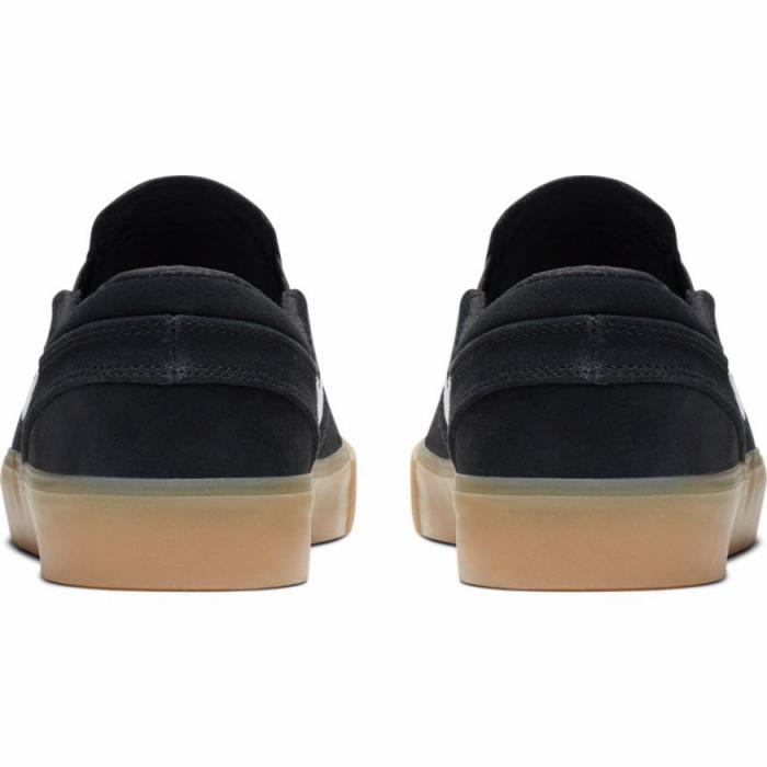 Boty Nike SB ZOOM JANOSKI SLIP RM black/white-black-gum light brown