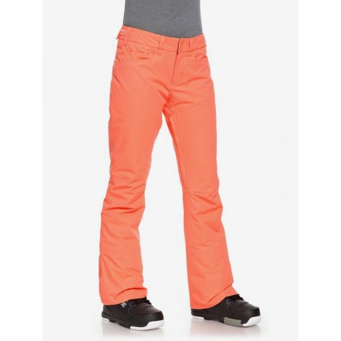 Snowboardové kalhoty Roxy BACKYARD PT LIVING CORAL