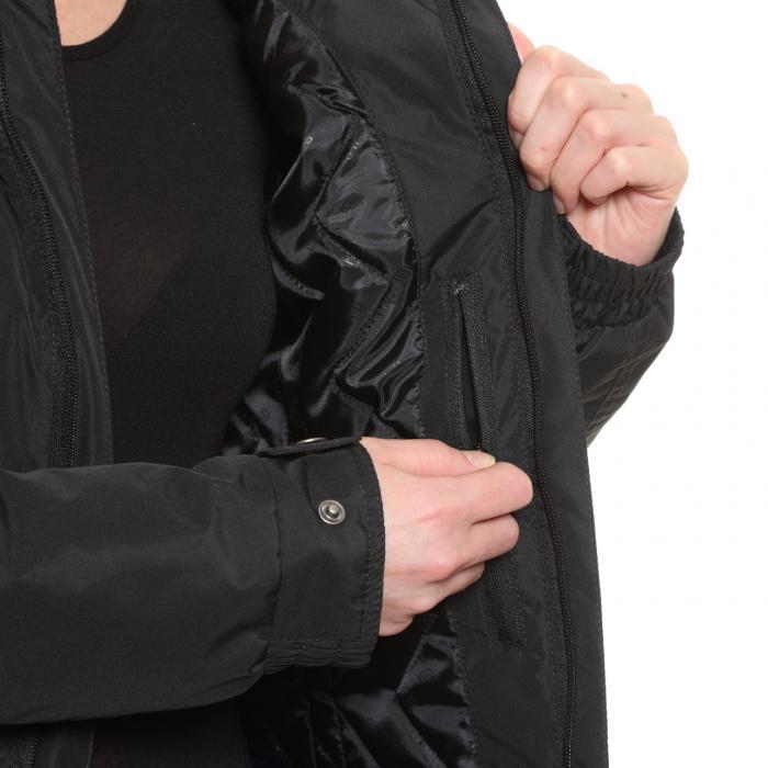 Zimní bunda Funstorm Desalla black