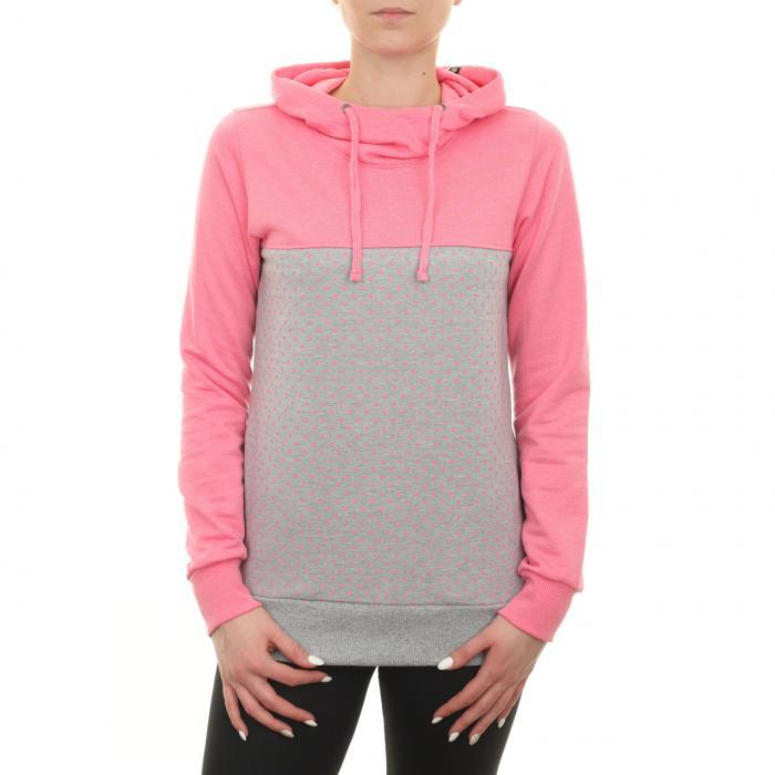 Mikina Funstorm Leema pink
