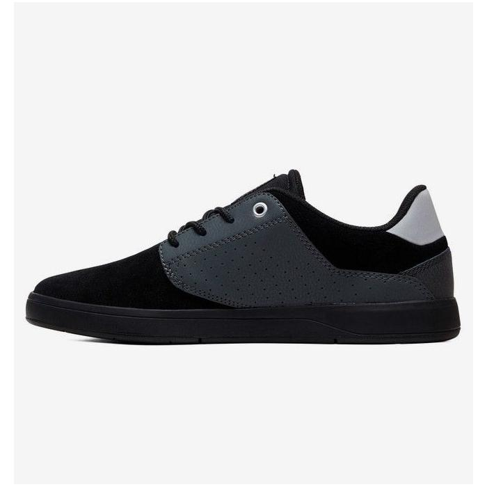 Boty DC PLAZA TC BLACK/BLACK/GREY