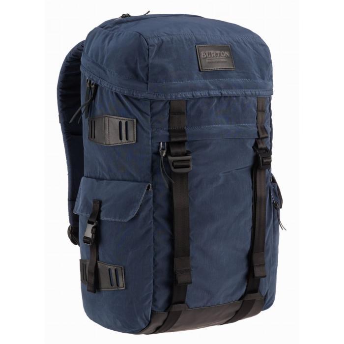 Batoh Burton ANNEX PACK DRESS BLUE AIR WASH