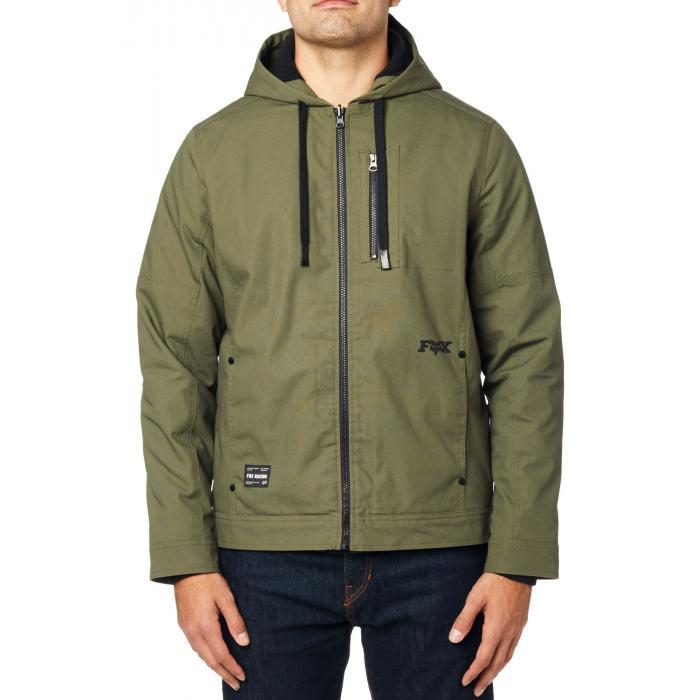 Zimní bunda Fox Mercer Jacket Olive Green