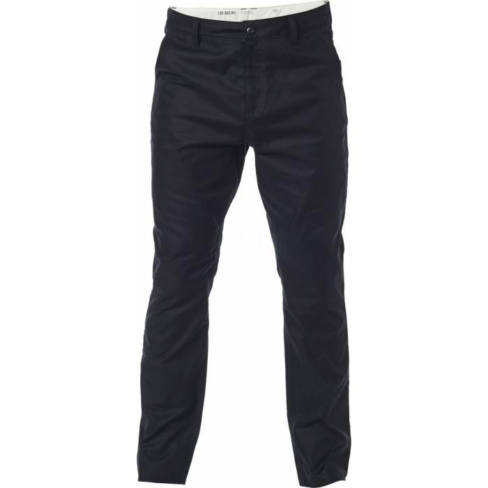 Kalhoty Fox Essex Stretch Pant Black
