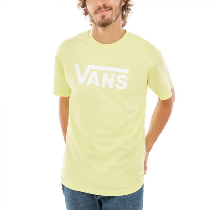 Tričko Vans CLASSIC SUNNY LIME/WHITE