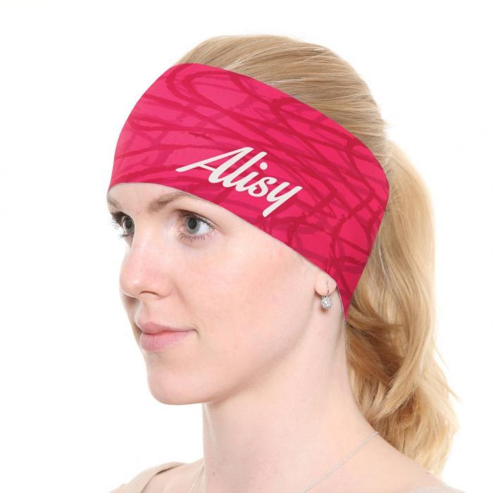 Čelenka Alisy Bara pink