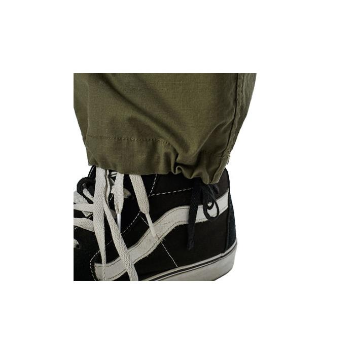 Kalhoty Fox Recon Stretch Cargo Pant Olive Green