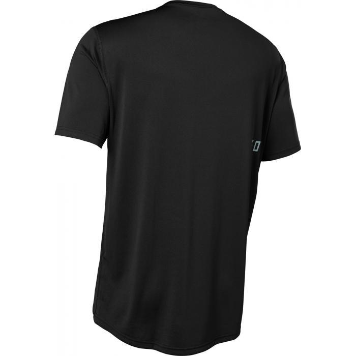 Pánský cyklodres Fox Ranger Ss Jersey Essential Black