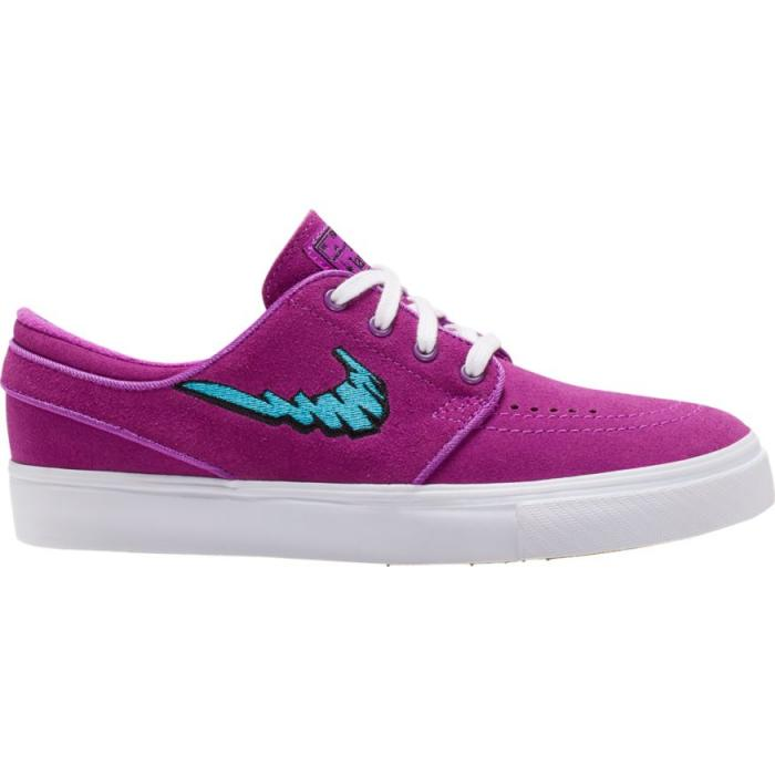 Boty Nike SB JANOSKI (GS) vivid purple/laser blue-gum light brown
