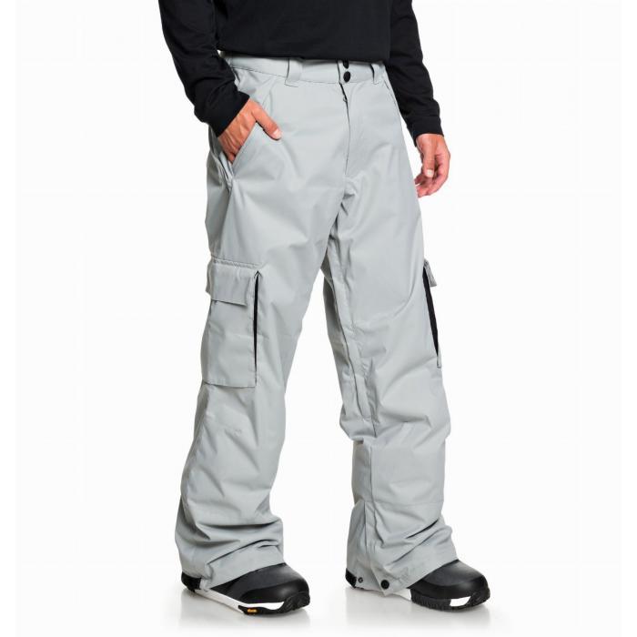 Snowboardové kalhoty DC BANSHEE Pnt NEUTRAL GRAY