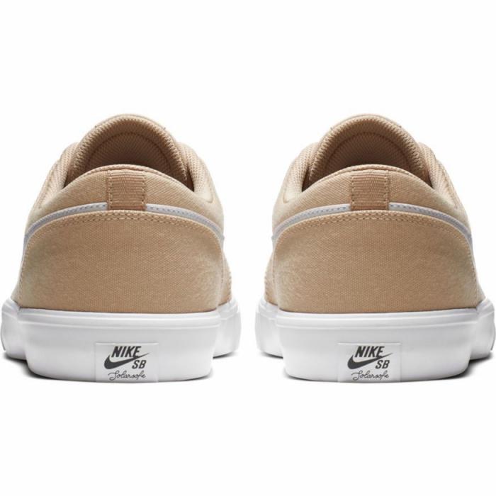 Boty Nike SB PORTMORE II SOLAR CNVS desert ore/white-desert ore-black