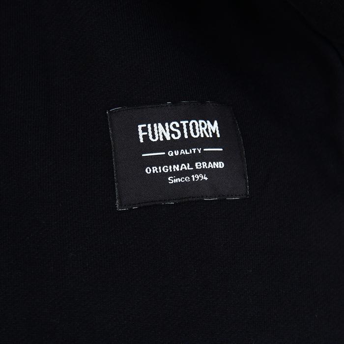 Mikina Funstorm Zieg black