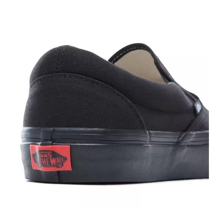 Boty Vans Classic slip-on black/black