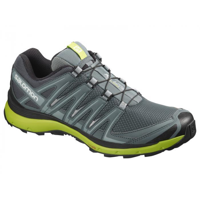 Běžecké boty Salomon XA LITE Stormy Weather/Black/Lime Green