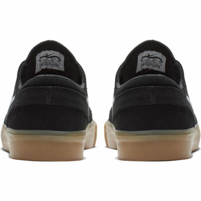 Boty Nike SB ZOOM JANOSKI RM black/white-black-gum light brown