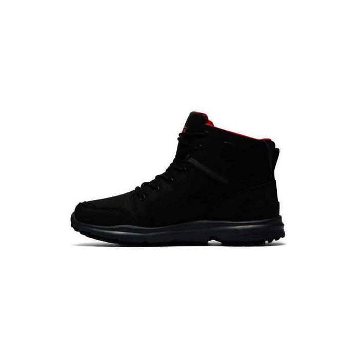 Boty DC TORSTEIN BOOT BLACK/GREY/RED