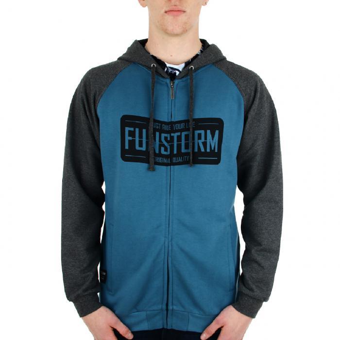 Mikina Funstorm Palom blue
