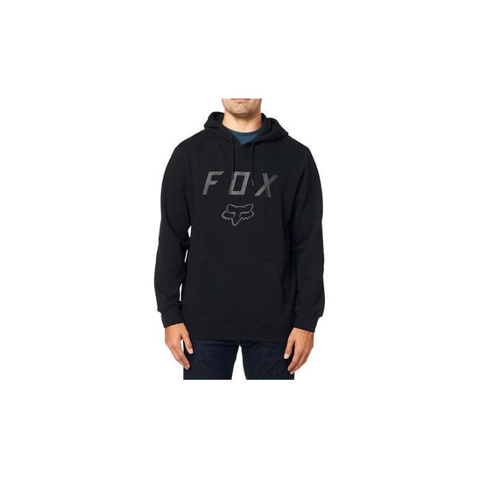 Mikina Fox Legacy Moth Po Fleece Black/Black
